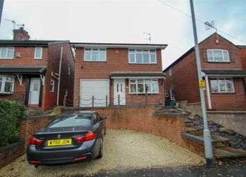 Thumbnail 3 bed detached house for sale in Orford Street, Porthill, Newcastle