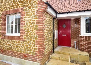 Thumbnail 3 bedroom semi-detached house for sale in Church Lane, Heacham, King's Lynn