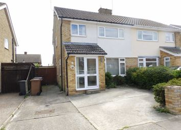 Thumbnail 3 bed semi-detached house for sale in High View Road, Ipswich, Suffolk