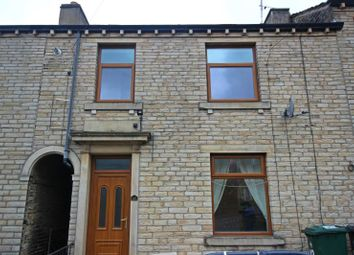 Thumbnail 2 bed terraced house to rent in Whiteley Street, Milnsbridge, Huddersfield