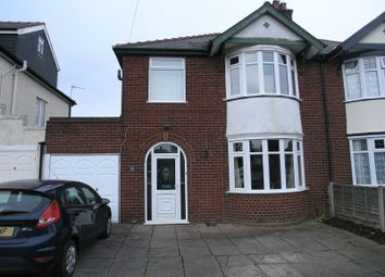 Thumbnail 3 bed semi-detached house for sale in Springfield Drive, Halesowen