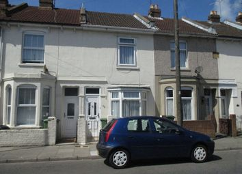 Thumbnail 2 bed terraced house to rent in Widley Road, Portsmouth
