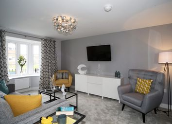 "Thumbnail 3 bed detached house for sale in ""The Blaby"" at Southwell Close, Melton Mowbray"
