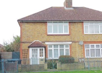 Thumbnail 3 bed semi-detached house for sale in Chalfont Green, Edmonton