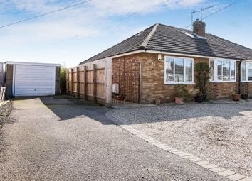 Thumbnail 2 bedroom semi-detached bungalow for sale in Varvel Avenue, Sprowston, Norwich