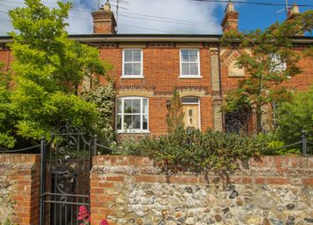 Thumbnail 3 bed terraced house for sale in Prospect Terrace, Kedington, Haverhill
