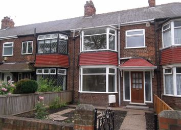 Thumbnail 3 bed terraced house to rent in Southcoates Lane, Hull, East Yorkshire