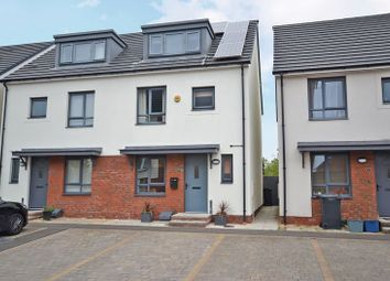 4 Bedrooms Semi-detached house for sale in Stunning Town House, Alicia Crescent, Newport NP20