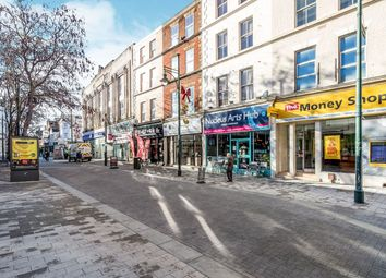 Thumbnail 1 bed flat to rent in C Military Road, Chatham