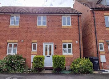 Thumbnail 2 bed semi-detached house for sale in Coker Way, Chard