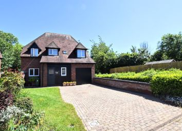 Thumbnail 4 bed detached house for sale in Butterfield Close, Woolstone, Milton Keynes
