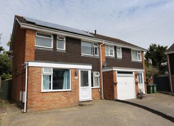 Thumbnail 5 bed semi-detached house for sale in Wild Ridings, Fareham