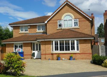Thumbnail 4 bedroom detached house to rent in Willow Close, Unsworth, Bury