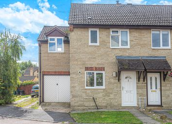 Thumbnail 3 bed semi-detached house for sale in Weavers Close, Malmesbury