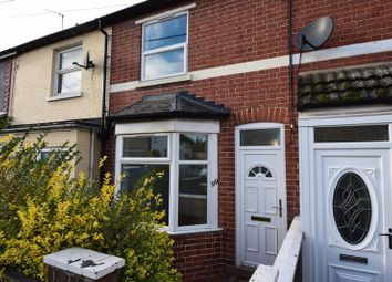 Thumbnail 3 bed terraced house to rent in Rushden Road, Wymington, Rushden