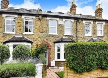 Thumbnail 4 bedroom terraced house for sale in Canbury Avenue, Kingston Upon Thames