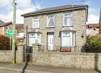 4 bed detached house for sale in Campbell Terrace, Mountain Ash CF45