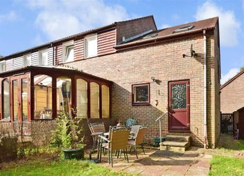 Thumbnail 2 bed end terrace house for sale in Orbit Close, Walderslade Woods, Chatham, Kent