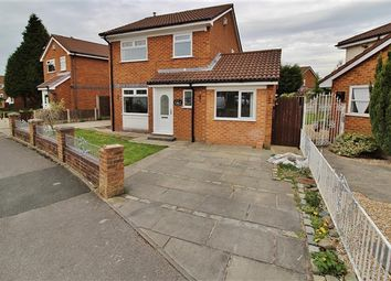 Thumbnail 4 bed property for sale in Buckingham Avenue, Preston
