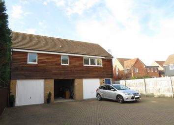 Thumbnail 2 bed property for sale in Launceston Drive, Broughton, Milton Keynes