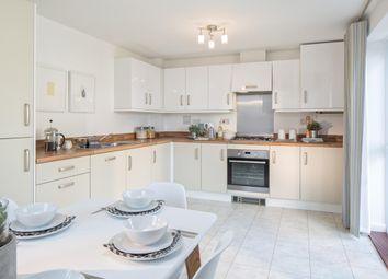 "Thumbnail 3 bed semi-detached house for sale in ""Chesterfield"" at Hamble Lane, Bursledon, Southampton"