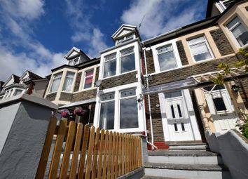 Thumbnail 5 bed terraced house for sale in Tyfica Road, Pontypridd
