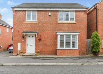 4 bed detached house for sale in Wickmans Drive, Tile Hill, Coventry, West Midlands CV4