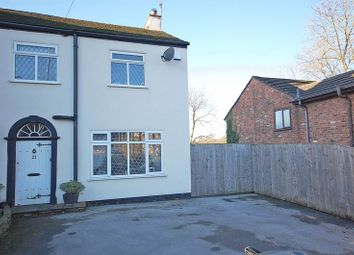 Thumbnail 3 bed semi-detached house for sale in Compstall Road, Marple Bridge, Stockport