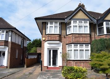 Thumbnail 3 bed semi-detached house for sale in West Towers, Pinner, Middlesex