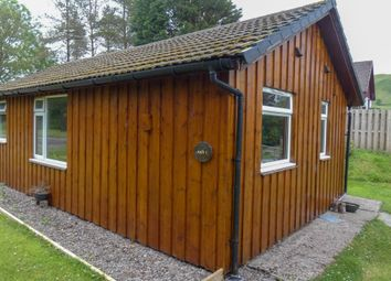Thumbnail 2 bed lodge for sale in Lagnakeil Highland Lodges, Oban