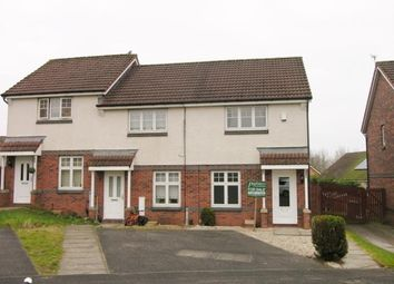 Thumbnail 2 bed end terrace house to rent in Gresham View, Motherwell