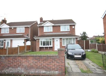 Thumbnail 4 bed detached house for sale in Bainbridge Road, Warsop, Mansfield, Nottinghamshire