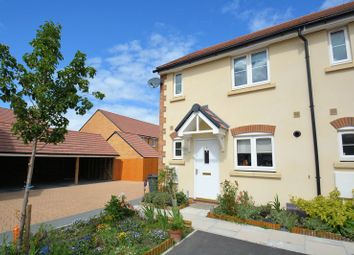Thumbnail 2 bed end terrace house for sale in Elm Park, Didcot