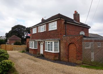 Thumbnail 3 bed detached house for sale in Summers Lane, Freshwater, Totland Bay