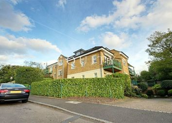 Thumbnail 3 bed flat to rent in Hollywell Lodge, The Ridgeway, Enfield