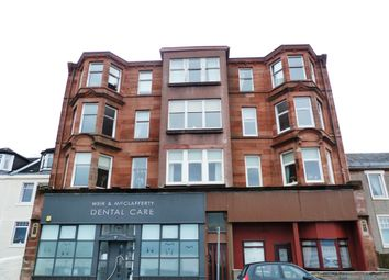 Thumbnail 4 bed duplex for sale in Albert Road, Gourock