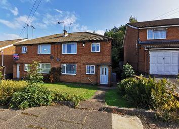 Thumbnail 1 bed maisonette to rent in Leach Green Lane, Rednal, Birmingham