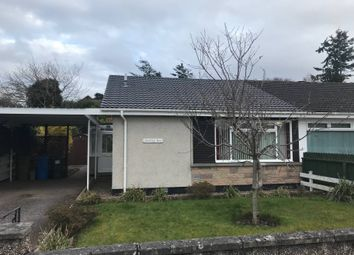 Thumbnail 2 bed semi-detached bungalow for sale in Drumdevan Road, Lochardil, Inverness, Highland