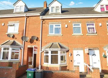 Thumbnail 4 bedroom terraced house for sale in Gilbert Road, Edgbaston, Birmingham
