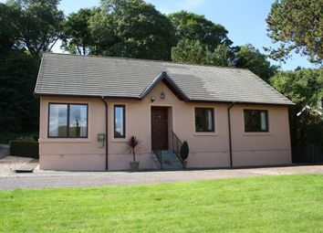 Thumbnail Detached bungalow for sale in 2 Clarendon Court, High Road, Port Bannatyne, Isle Of Bute
