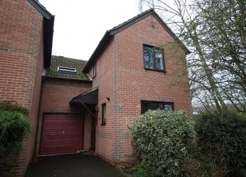 Thumbnail 3 bedroom detached house to rent in Oaken Copse, Fleet, Hampshire