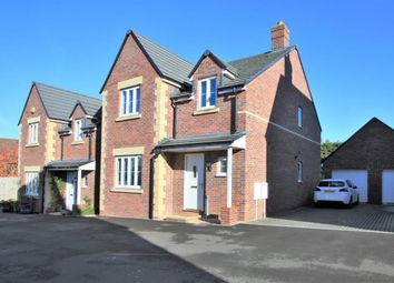 Thumbnail 4 bedroom detached house for sale in Coffin Close, Highworth