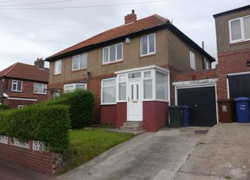 Thumbnail 3 bed semi-detached house to rent in Middlegate, West Denton, Newcastle Upon Tyne