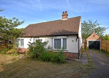 Thumbnail 2 bed detached bungalow for sale in Station Road, Northiam