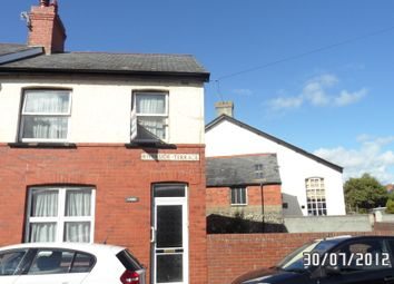 Thumbnail 4 bed shared accommodation to rent in Riverside Terrace, Aberystwyth