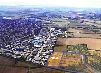 Thumbnail Land for sale in Telford Park, Telford Road, Gorse Lane Industrial Estate, Clacton-On-Sea, Essex