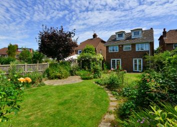 Thumbnail 5 bedroom detached house for sale in Nackington Road, Canterbury