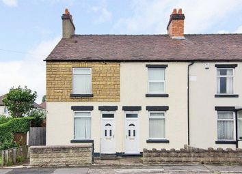 Thumbnail 3 bed end terrace house to rent in Cemetery Road, Cannock