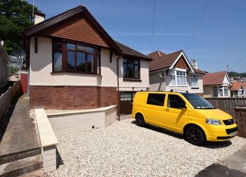 Thumbnail 2 bed detached bungalow for sale in Shorton Valley Road, Paignton, Devon