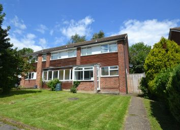 Thumbnail 3 bedroom semi-detached house to rent in Uplands, Canterbury